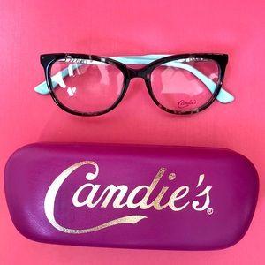 Candies eyeglasses Havana Brown 0508